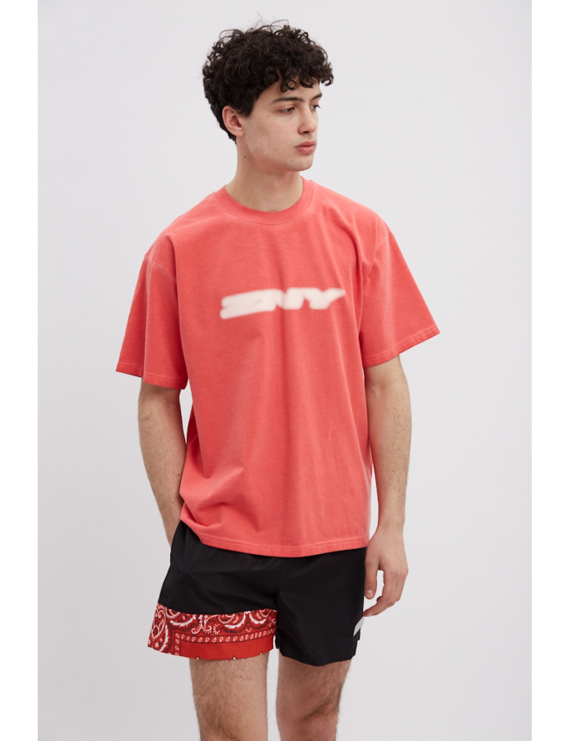ZNY BANDANA Shorts