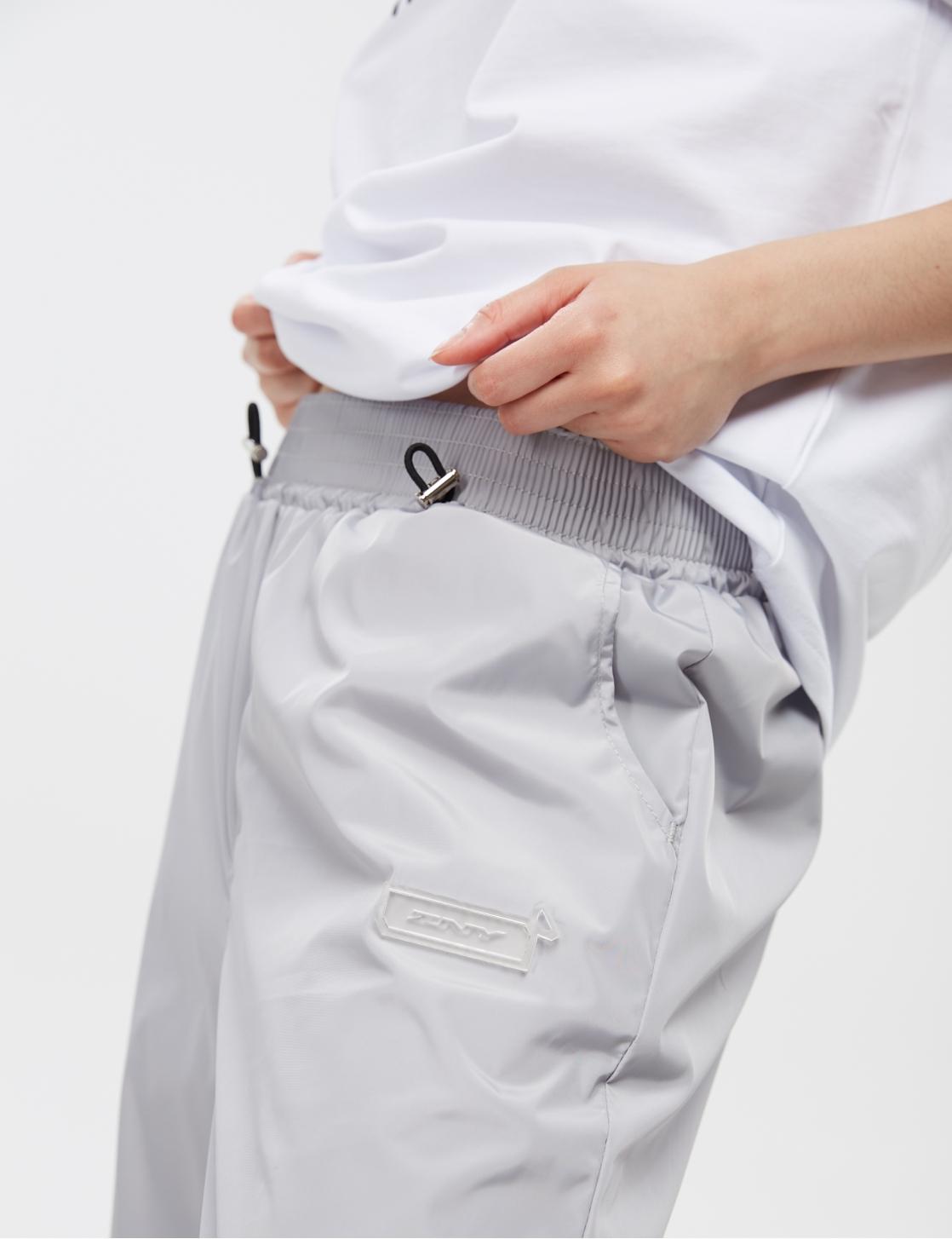 ZNY PVC LOGO Spots Pants