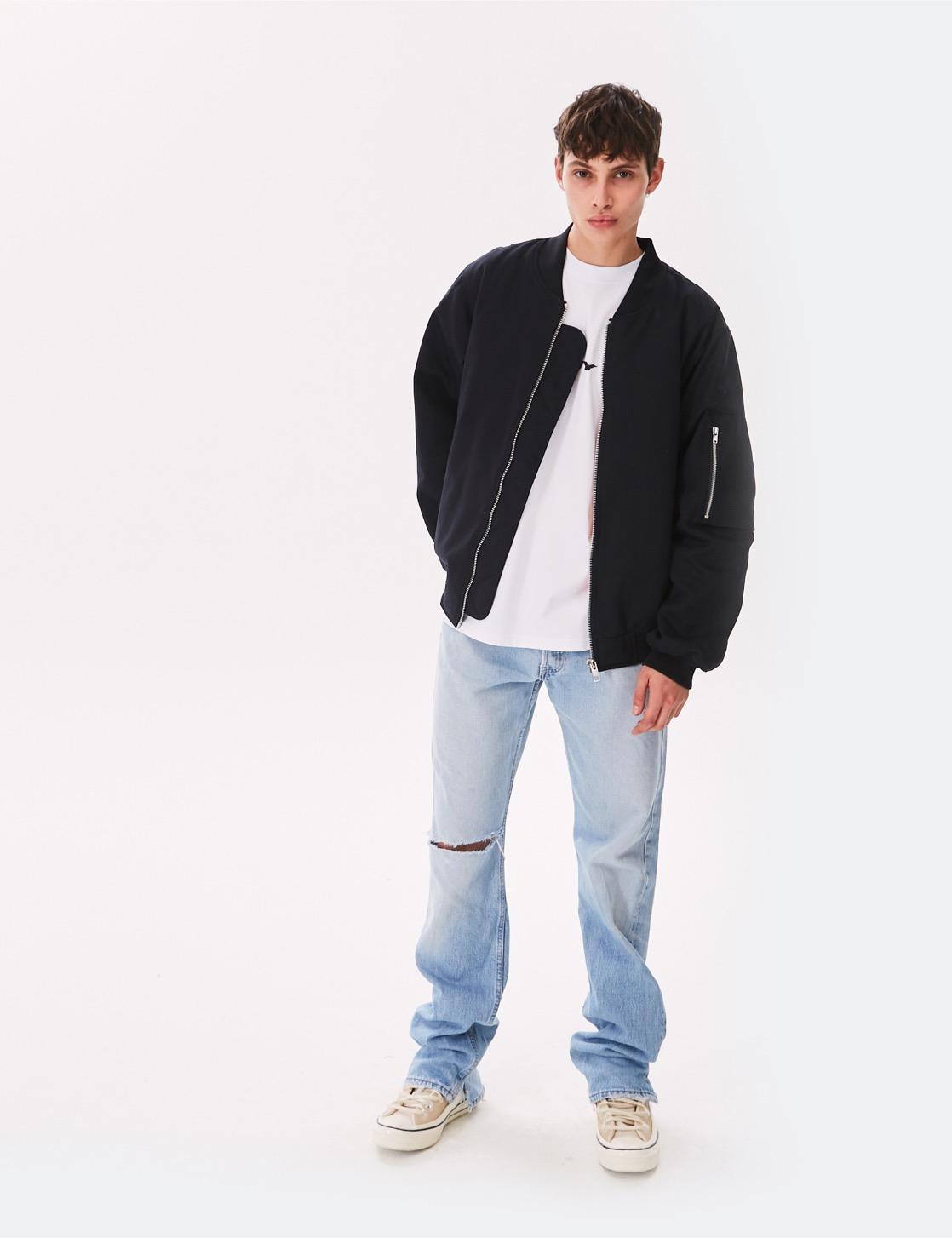 Куртка-бомбер ZNY CANVAS