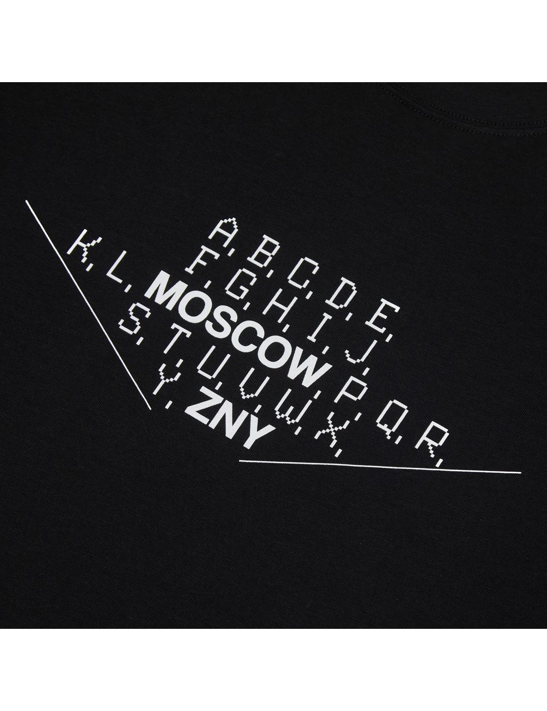 Футболка ZNY MOSCOW LOGO